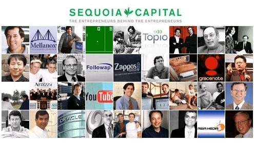 Don Valentine e Sequoia Investments on Jornal do Empreendedor