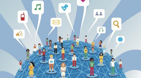Basta prestar atenção: muitas boas ideias circulam pelas mídias sociais.