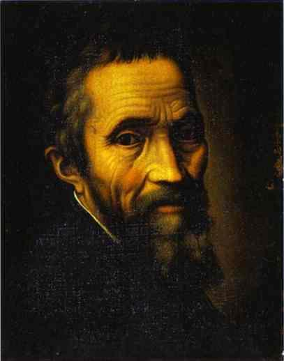 Michelangelo foi um dos artistas revelados por Meidici, que teve a oportunidade de ser beneficiado do seu talento para fazer a criatividade brotar.