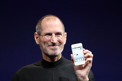 Steve Jobs: não desista, não importa qual seja o obstáculo.