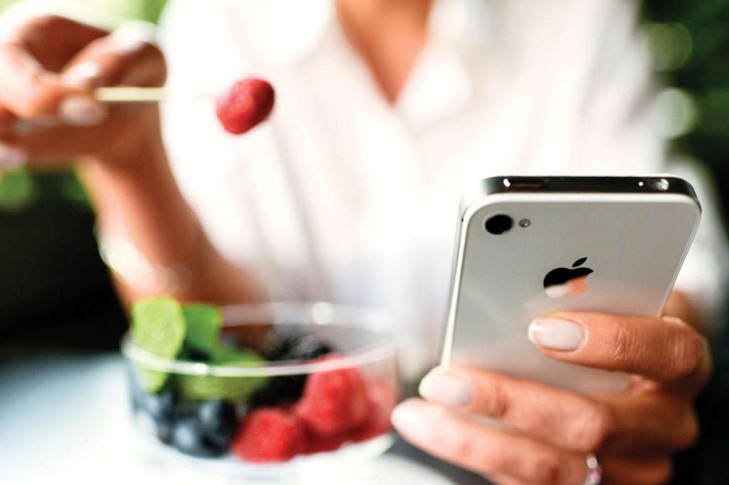 Não coma rápido. Dedique o tempo necessário para se alimentar com qualidade.
