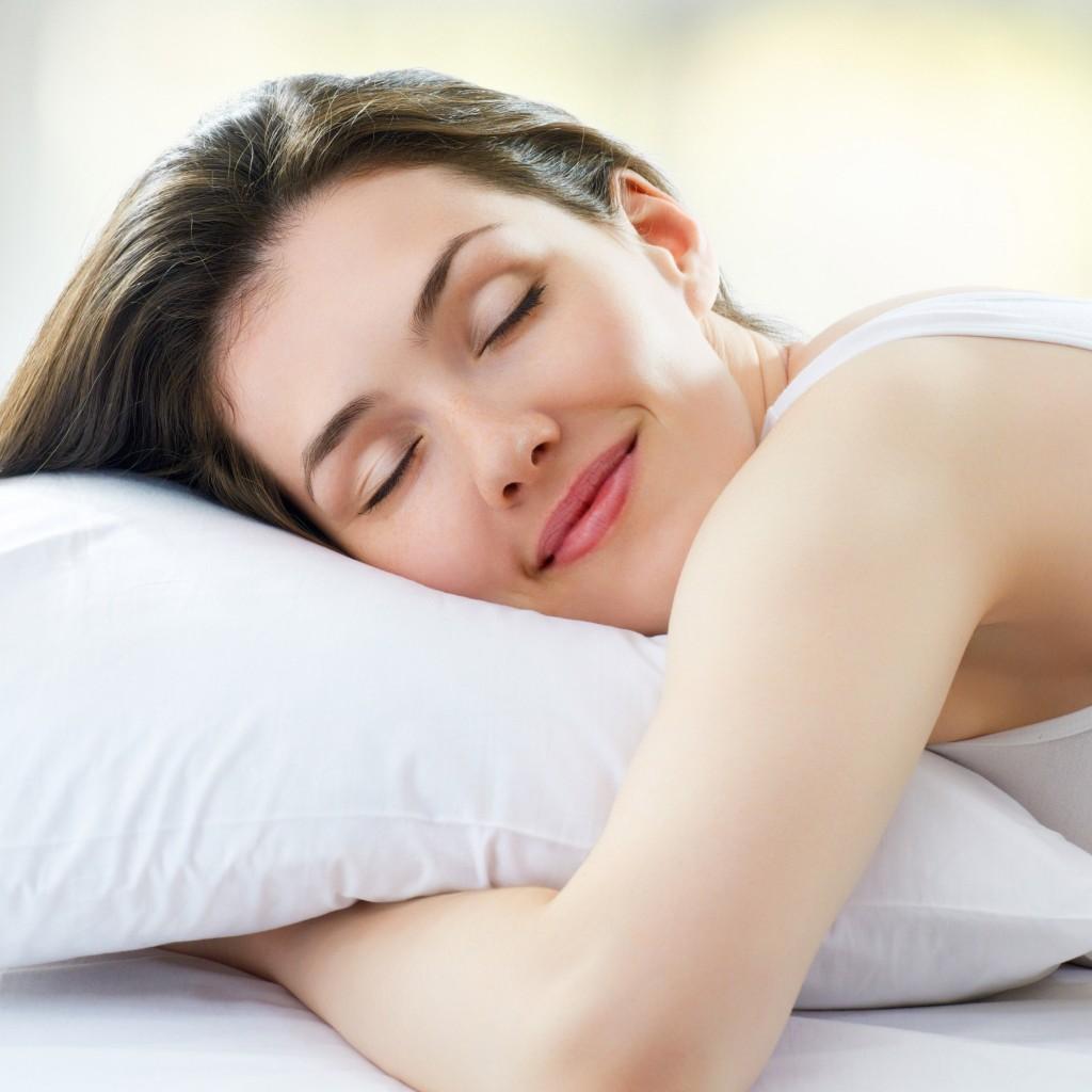 As massagens nos ajudam a dormir melhor.