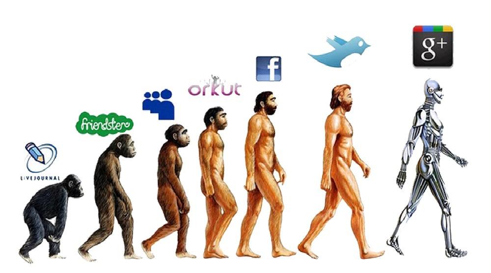 Será que essa é a verdadeira evolução das mídias sociais?