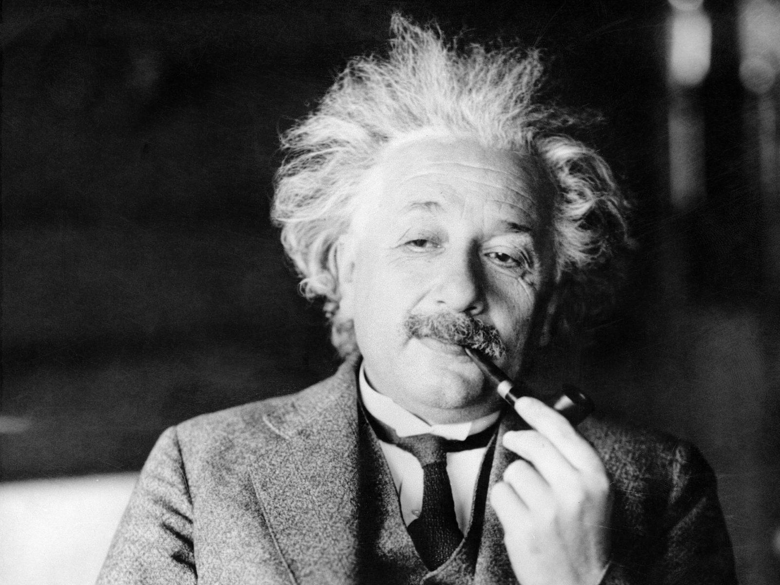 25 lições da vida de Albert Einstein