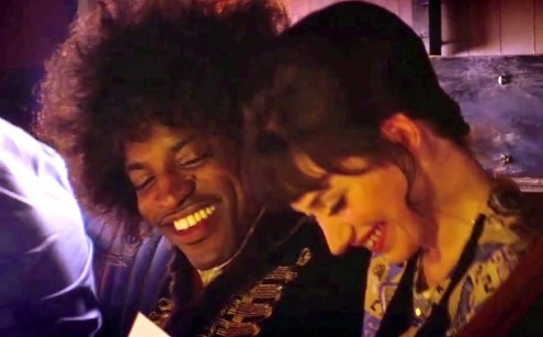 Andre 3000 & Imogen Poots
