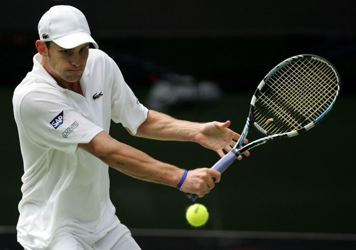 O tênis ajudou Peter Diamond a ser um empreendedor melhor.