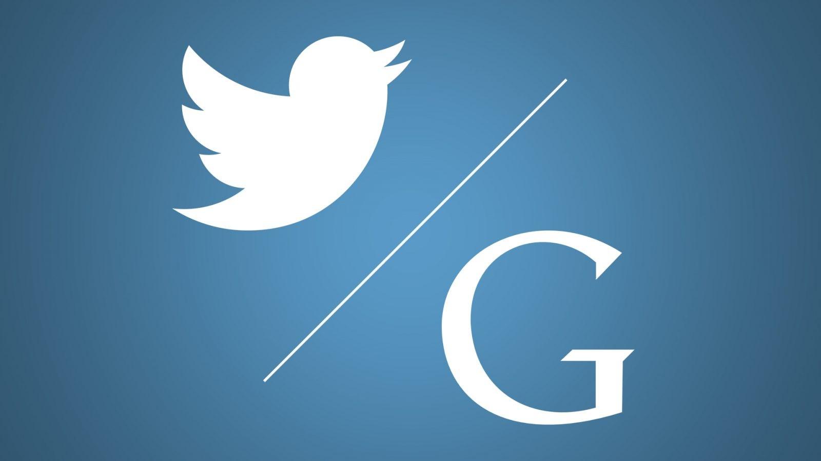 O Google e o Twitter fizeram uma parceria que muda o jogo do marketing de busca.