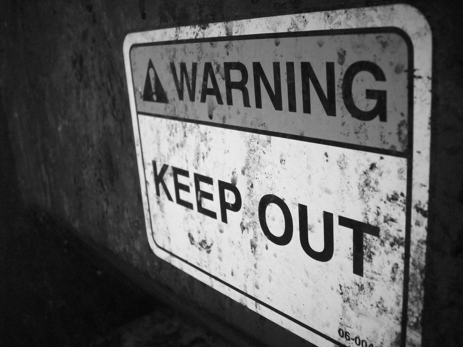 Não quer ser interrompido? Aqui estão algumas maneiras educadas de dizer não perturbe